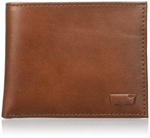 Levis Inlay Bifold with Coin Pocket Wallet de la marque Levis image 0 produit